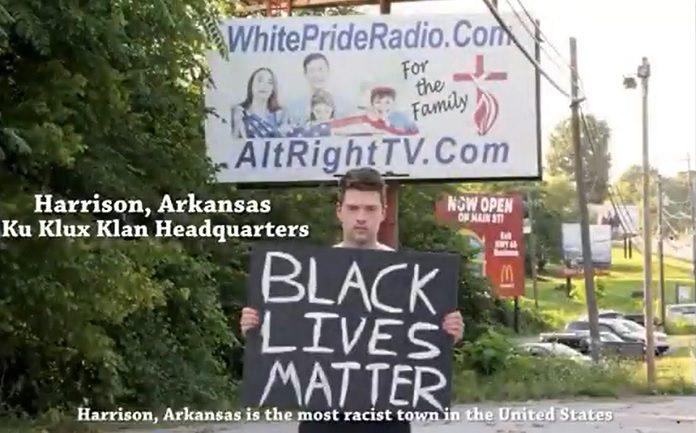 Vídeo Racismo Arkansas Estados Unidos