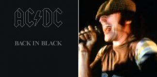 AC/DC e os 40 anos de Back In Black