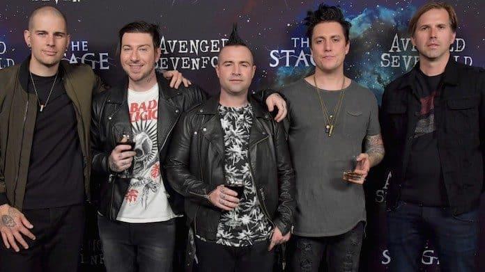 Avenged Sevenfold em 2016