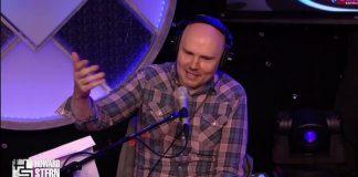 Billy Corgan no programa de Howard Stern