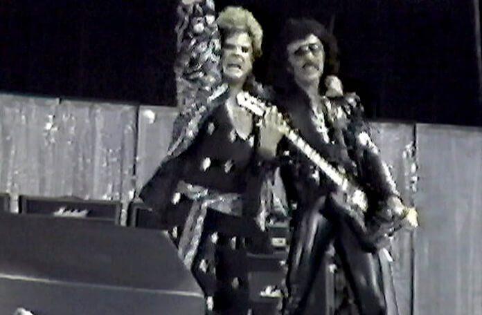 Black Sabbath no Live Aid