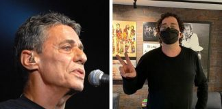 Chico Buarque e Casagrande