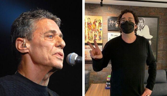 Chico Buarque e Casagrande