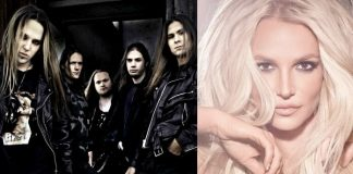 Children Of Bodom e Britney Spears
