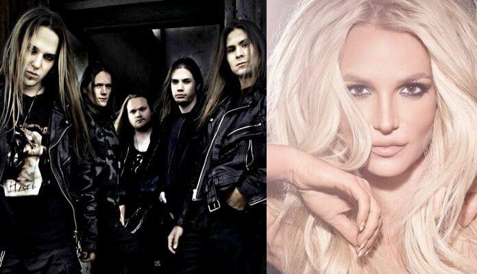 Children Of Bodom e Britney Spears