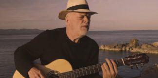 David Gilmour lança inédita com a filha