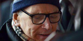 Ennio Morricone no festival de cinema de Berlim, 2013