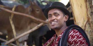 Hachula Hundessa, cantor ativista da Etiópia
