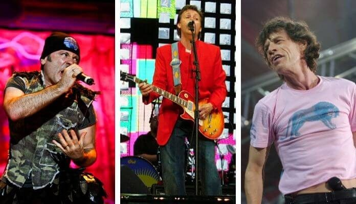 Iron Maiden, Paul McCartney, Rolling Stones e mais apoiam texto de ajuda a casas de show