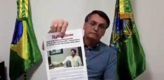 Jair Bolsonaro responde Danilo Gentili