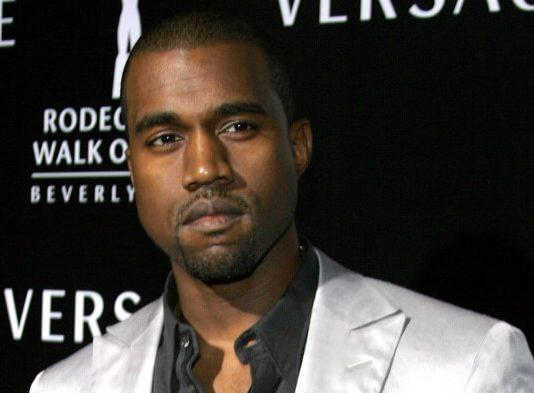 Kanye West em 2007