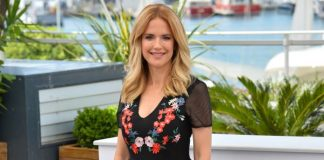 Kelly Preston em Cannes, 2018