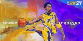 Kobe Bryant no NBA 2K21
