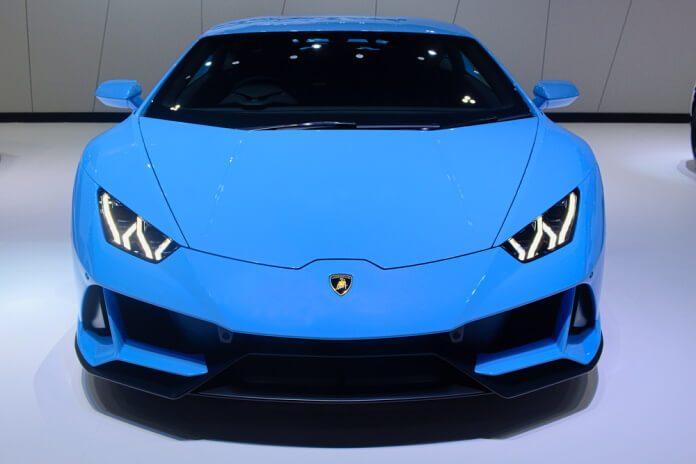 Lamborghini Evo Huracan