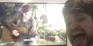 Cover de Arctic Monkeys em The Last of Us 2