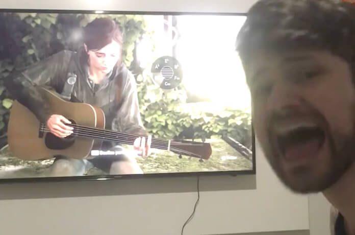 Cover de Arctic Monkeys em The Last of Us 2