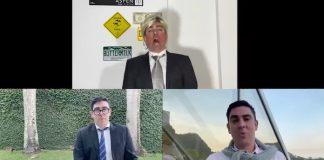 Marcelo Adnet imita Donald Trump, Sergio Moro e João Doria