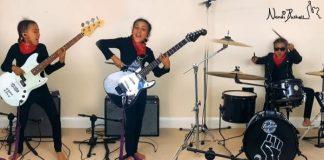 Nandi Bushell toca Audioslave