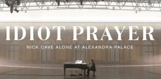 Nick Cave no Alexandra Palace