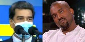 Nicolás Maduro e Kanye West