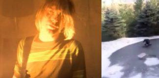 Nirvana e o vídeo da pá de Smells Like Teen Spirit