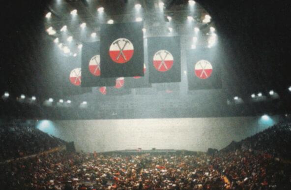 Show da turnê de The Wall