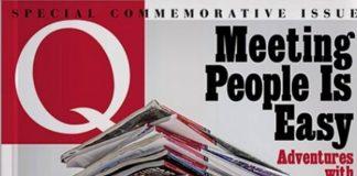 Última edição da Q Magazine