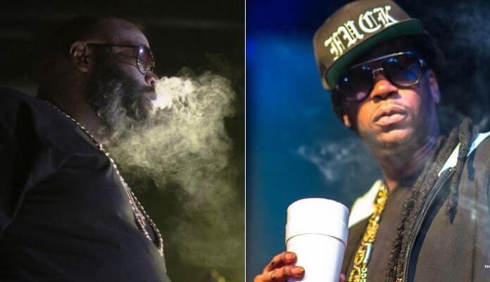 Rick Ross e 2 Chainz