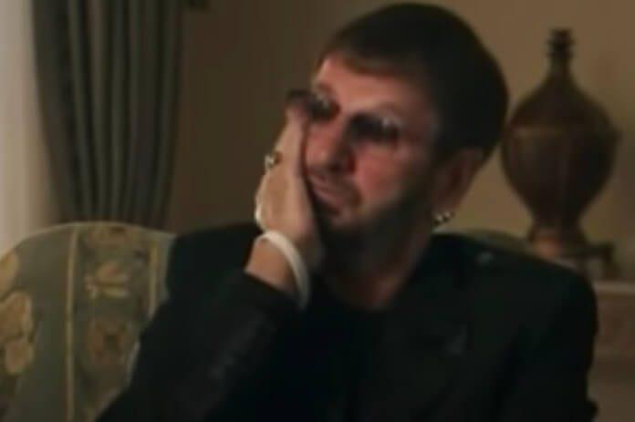 Ringo Starr e as últimas palavras de George Harrison