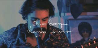 Rodrigo Alarcon toca Samba e Amor, de Chico Buarque