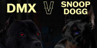 Snoop Dogg e DMX farão batalha de Rap