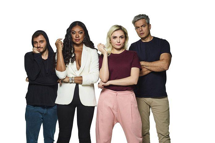 Elenco de Sofia, áudio série do Spotify