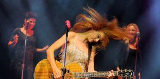 Taylor Swift no Brasil em 2009