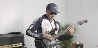 """Tom Morello e o riff de """"Cochise"""""""