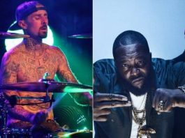 Travis Barker e Run the Jewels