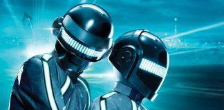 """Daft Punk em """"Tron: O Legado"""""""