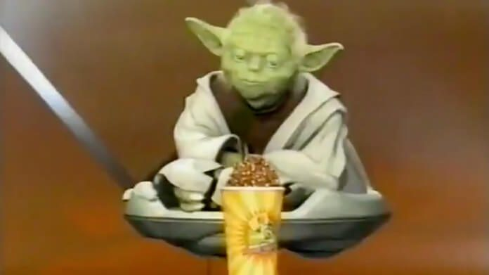 Yoda no MTV Awards de 2003