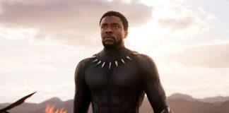 Chadwick Boseman Pantera Negra