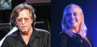 Eric Clapton e Phoebe Bridges