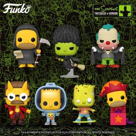 Funko-Os-Simpsons