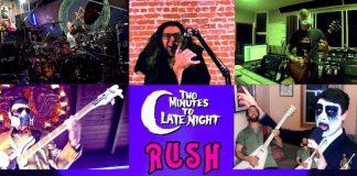 Músicos do Tool, Primus e Mastodon fazem cover de Rush