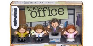 The Office Fisher-Price