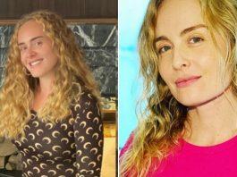 Adele é comparada com Angélica