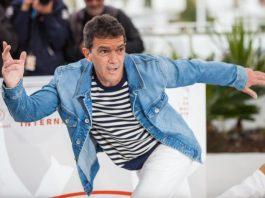 Antonio Banderas em Cannes, 2019