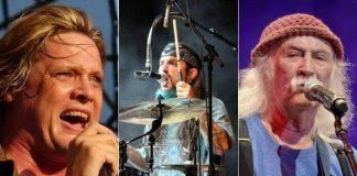 Sebastian Bach, Mike Portnoy e David Crosby fazem críticas a presidente do Spotify