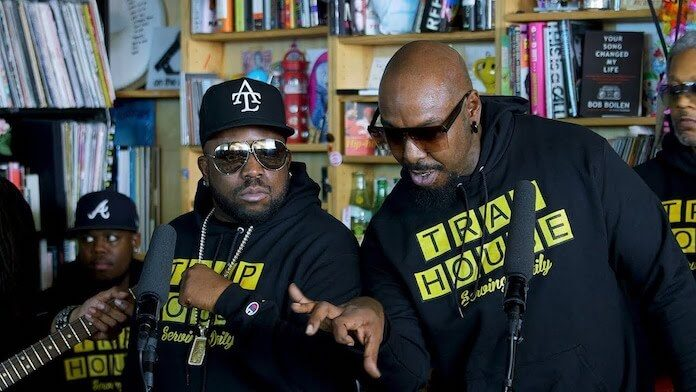 Big Boi no Tiny Desk da NPR