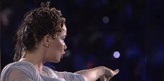 Björk nas Olimpíadas de Atenas, 2004