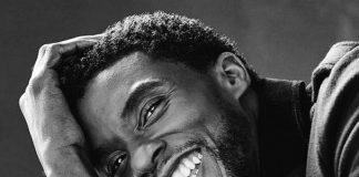 Anúncio da morte de Chadwick Boseman no Twitter