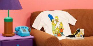 """Nova coleção da VANS com """"Os Simpsons"""""""