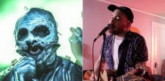 """Cover Country de """"Duality"""", do Slipknot"""